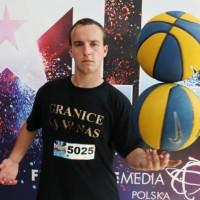 Artyści na Imprezy – Żongler koszykarski