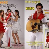 Artyści na Imprezy – Elvis ulotka