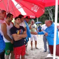 Konfertansjerzy i spikerzy – King of the Beach