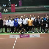 Konfertansjerzy i spikerzy – Turnieje tenisowe