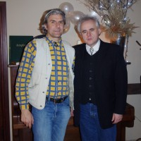 Mariusz Frąckowiak – Z P. Bączkowskim we Wronkach