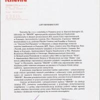 Wspólpraca z klientami – Referencje Terravita Sp z o.o.