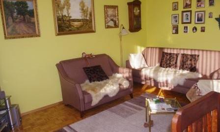 DOM 3 POKOJOWY - Czechoslowacka salon