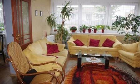 DOM 3 POKOJOWY - Gostyńska salon d