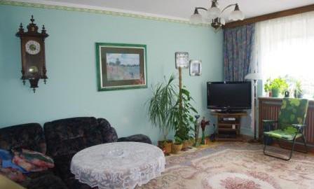 DOM 3 POKOJOWY - Modrzejewskiej salon