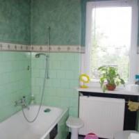 DOMY 2 POKOJOWE – Margaretkowa łazienka