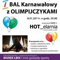 Klub Olimpijczyka – 1 Bal KO w Puszczykowie