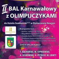 Klub Olimpijczyka – 2 Bal KO w Dymaczewi N.