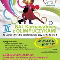 Klub Olimpijczyka – 3 Bal KO w Puszczykowie
