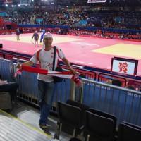 Klub Olimpijczyka – Hala judo na IO
