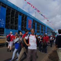 Klub Olimpijczyka – Tor regatowy na IO 2012