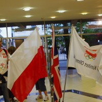 Klub Olimpijczyka – W siedzibie londyńskiej Polonii