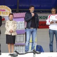 Klub Olimpijczyka – z B. Bosackim w Puszczykowie