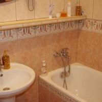 MIESZKANIE 2 POKOJOWE – Płomienna łazienka